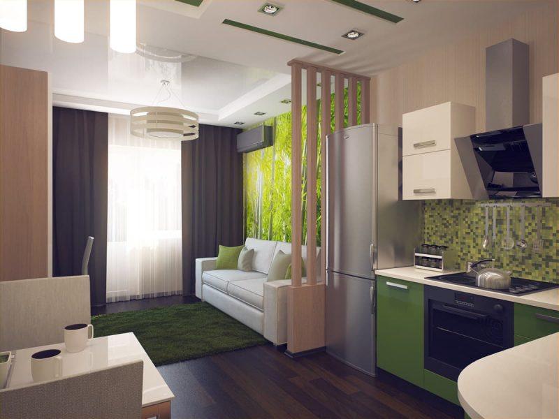 Дизайн квартири студії - фото 1