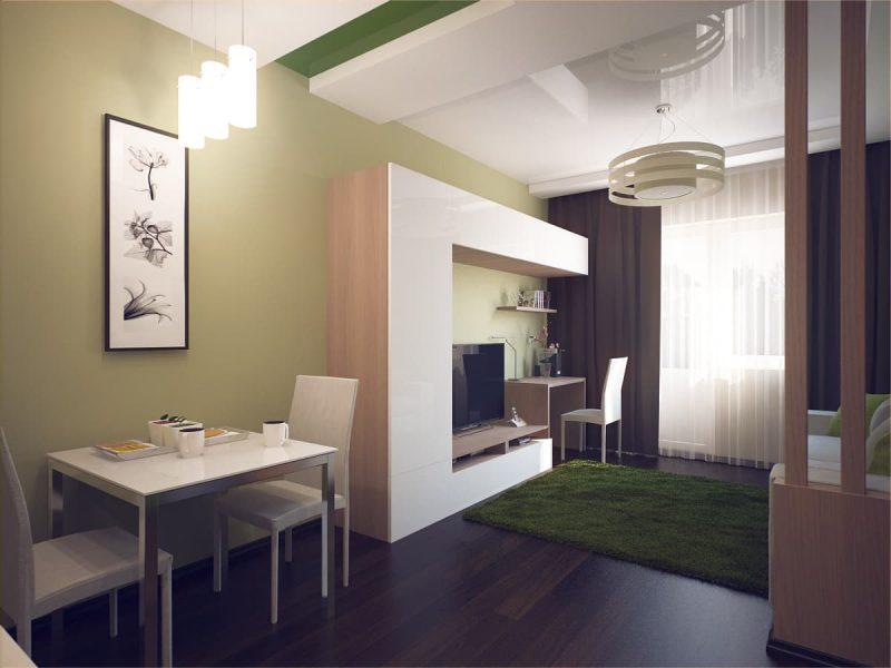 Дизайн квартири студії - фото 2