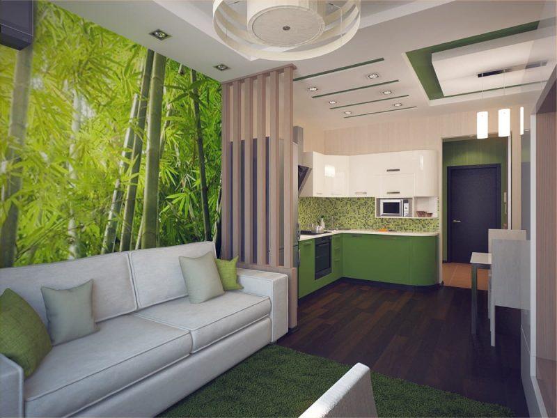 Дизайн квартири студії - фото 4