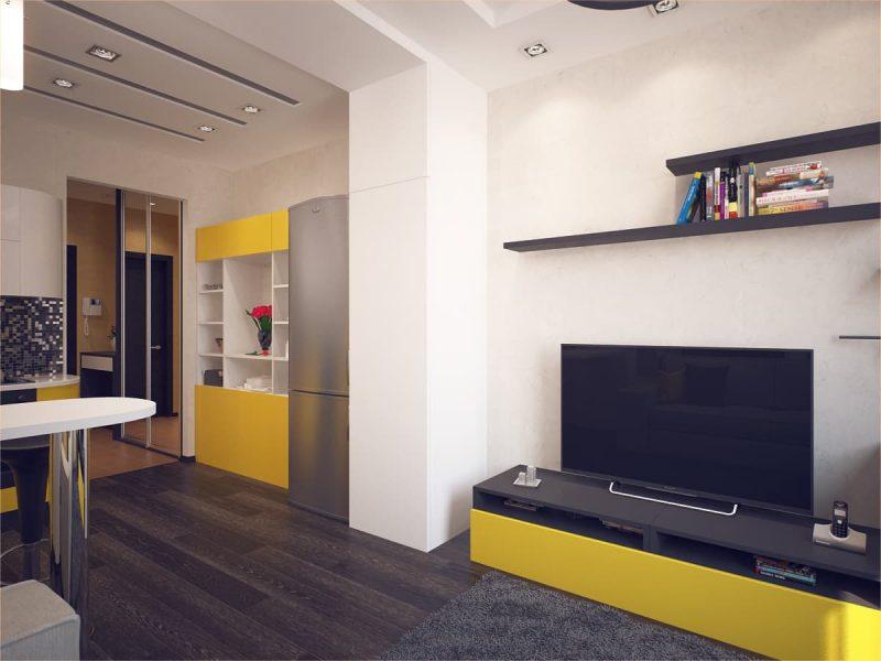 Дизайн квартири студії - фото 9