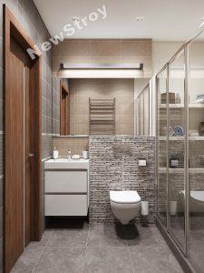 Дизайн проект однокімнатної квартири 35 м - фото 6