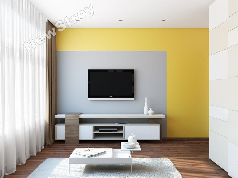 Дизайн проект однокімнатної квартири 35 м - фото 8