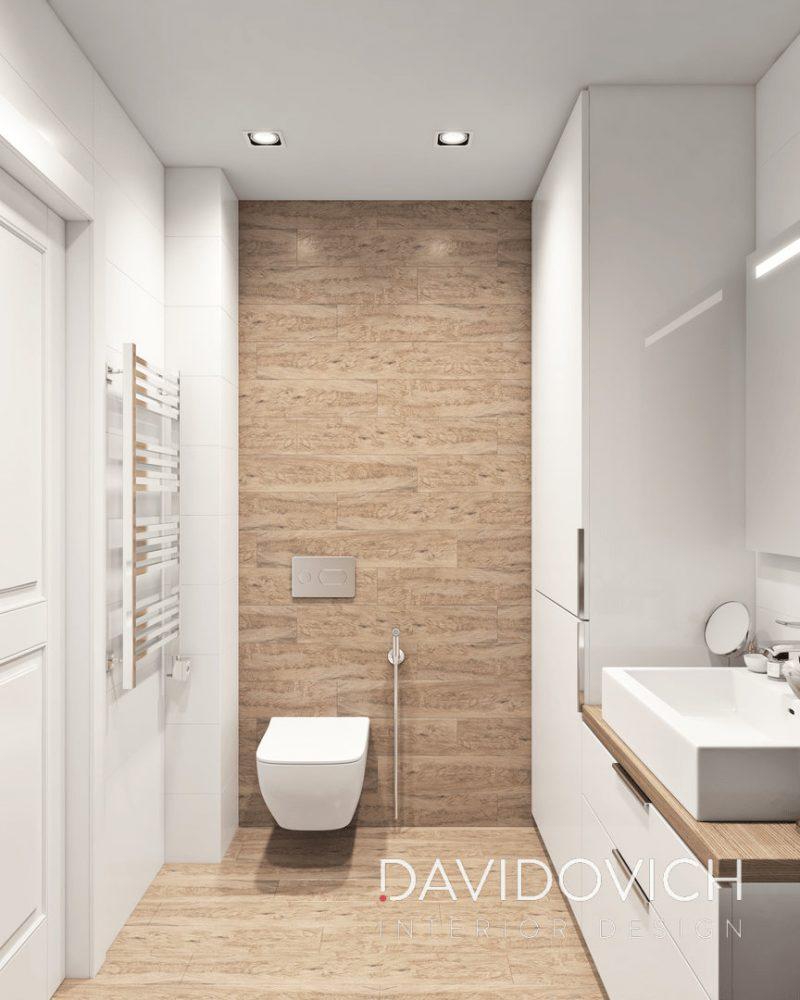 Дизайн ванної кімнати - фото 25