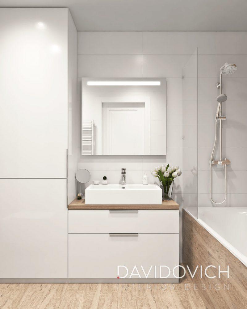Дизайн ванної кімнати - фото 26