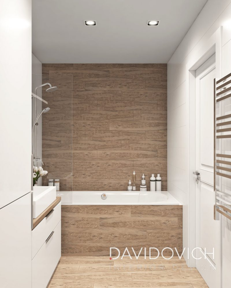 Дизайн ванної кімнати - фото 27