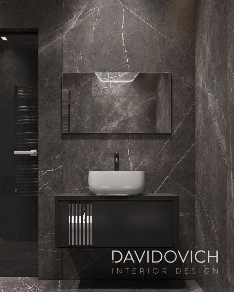 Дизайн ванної кімнати - фото 28