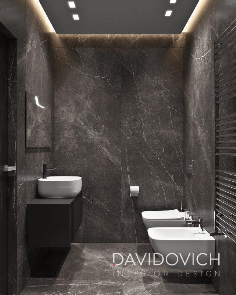 Дизайн ванної кімнати - фото 29