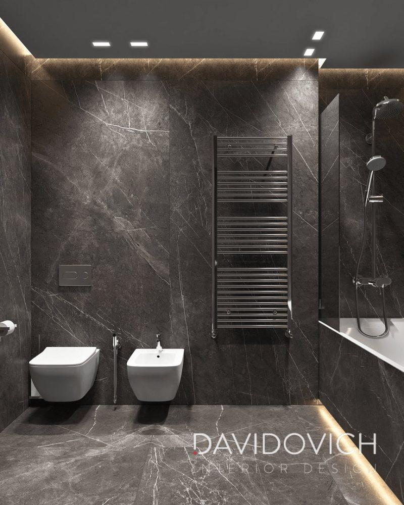 Дизайн ванної кімнати - фото 30