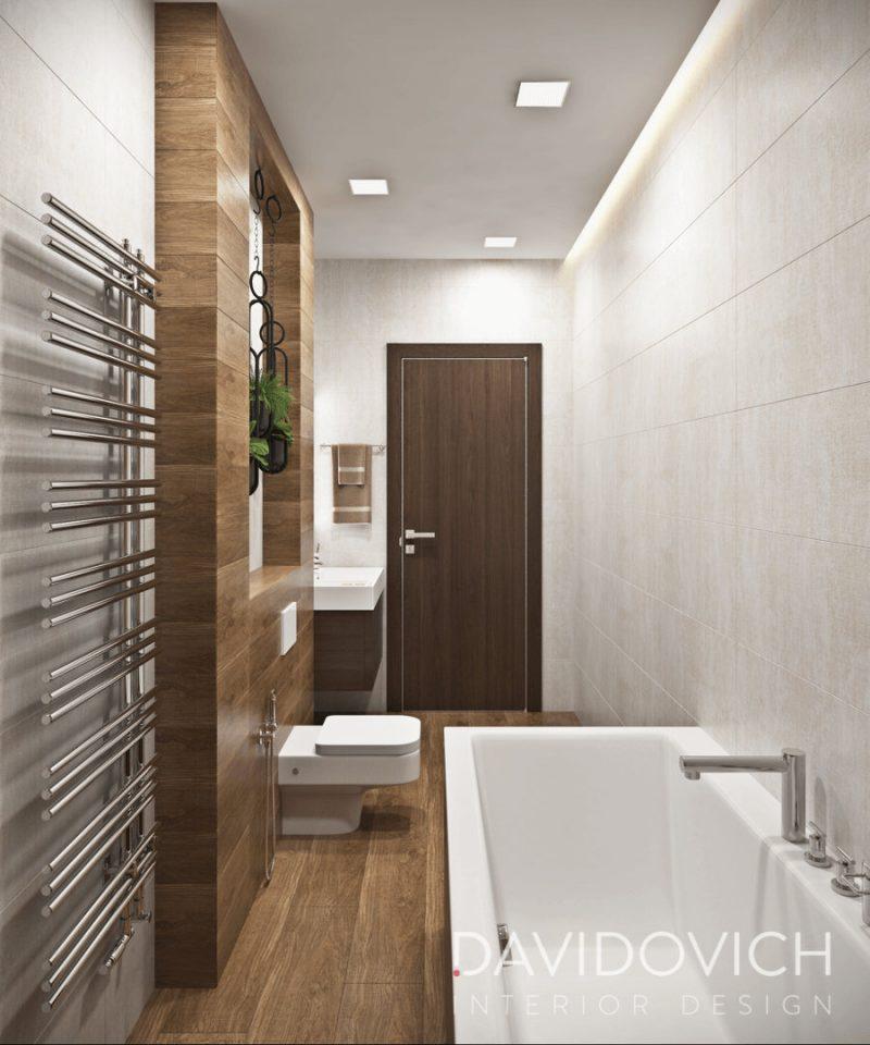 Дизайн ванної кімнати - фото 32
