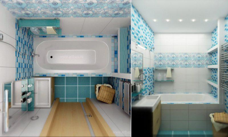 Дизайн ванної кімнати - планування