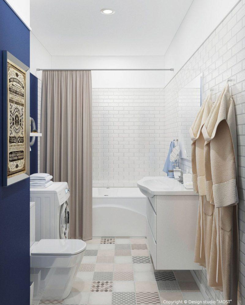 Ідеї оформлегння ванної - фото 14