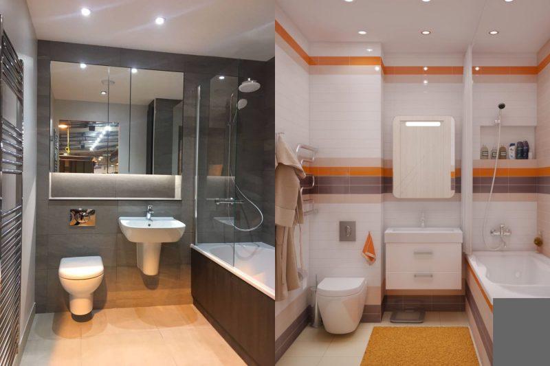 Ідеї оформлення ванної - фото 23