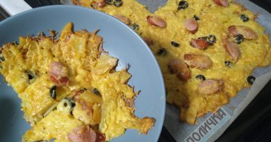 Картопля запечена з майонезом рецепт з фото - 2