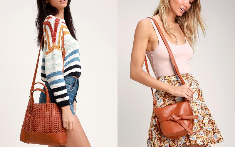 Модні жіночі сумки фото -1