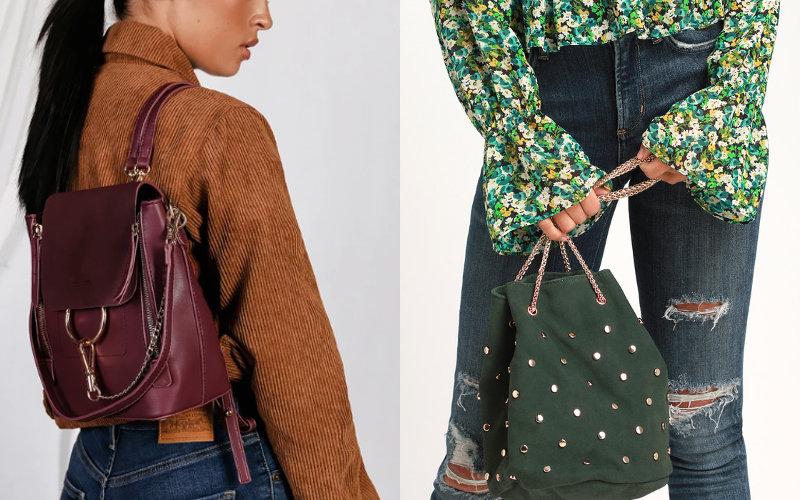 Модні жіночі сумки фото - 11