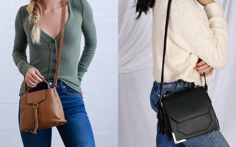 Модні жіночі сумки фото - 12