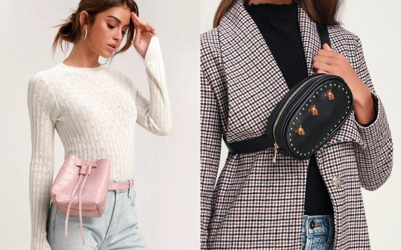 Модні жіночі сумки фото - 19