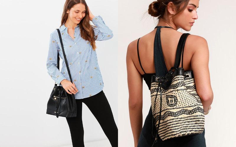 Модні жіночі сумки фото -2