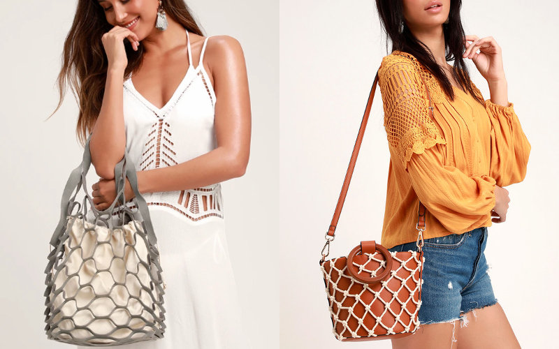 Модні жіночі сумки фото - 21