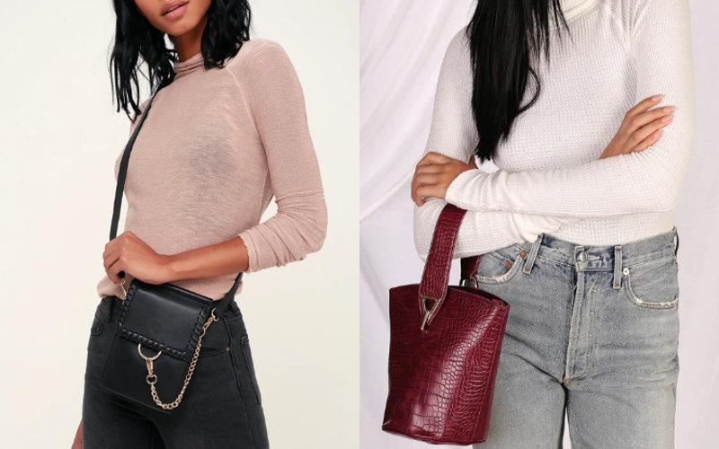 Модні жіночі сумки фото - 23