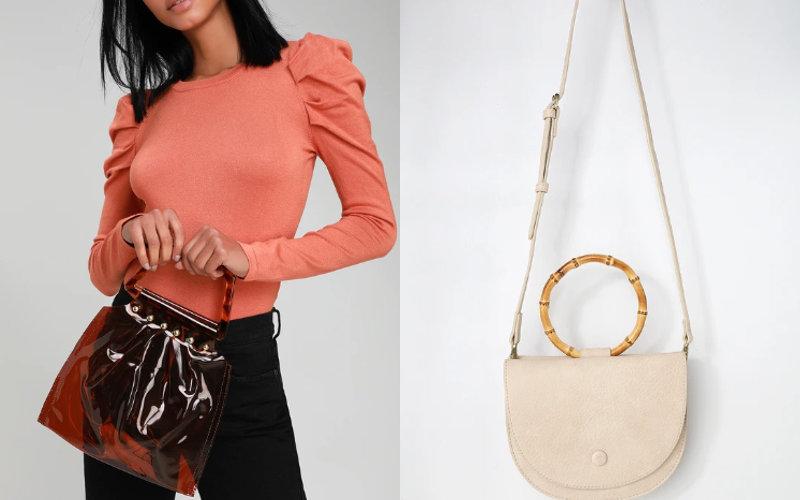 Модні жіночі сумки фото - 24