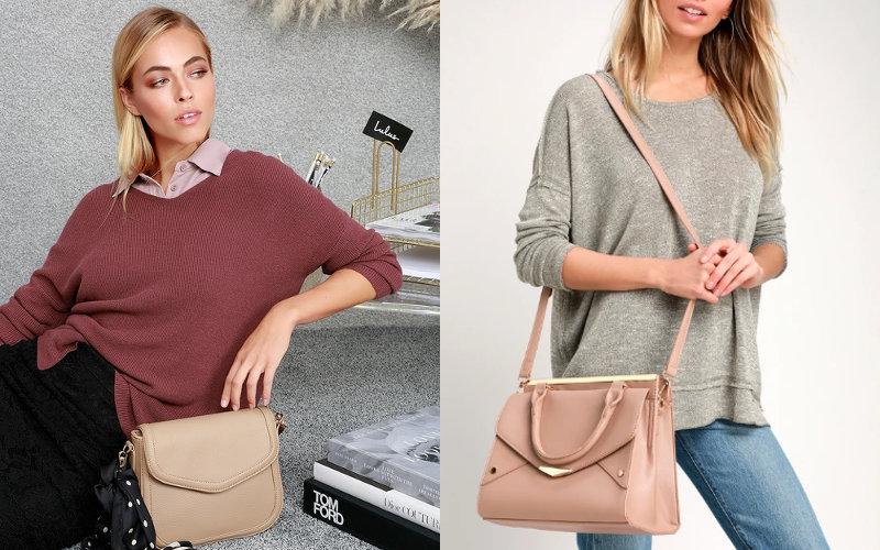 Модні жіночі сумки фото - 8