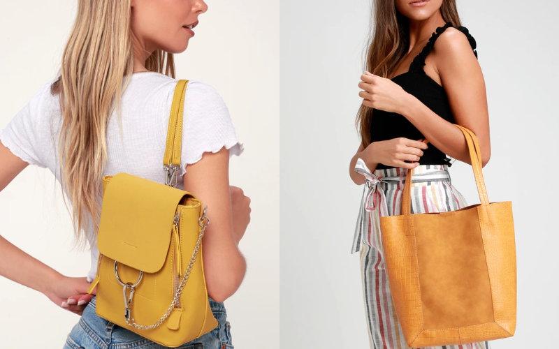 Модні жіночі сумки фото - 9