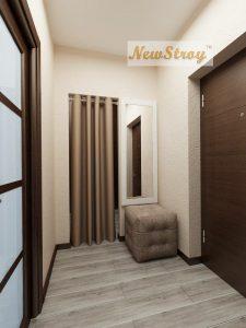 Планування однокімнатної квартири 36 м - фото 13