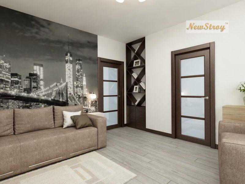Планування однокімнатної квартири 36 м - фото 3