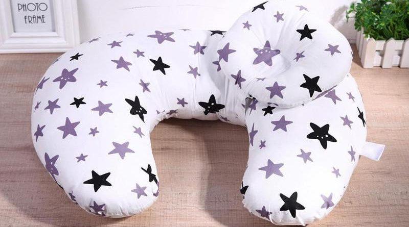 Подушка для годування дитини фото