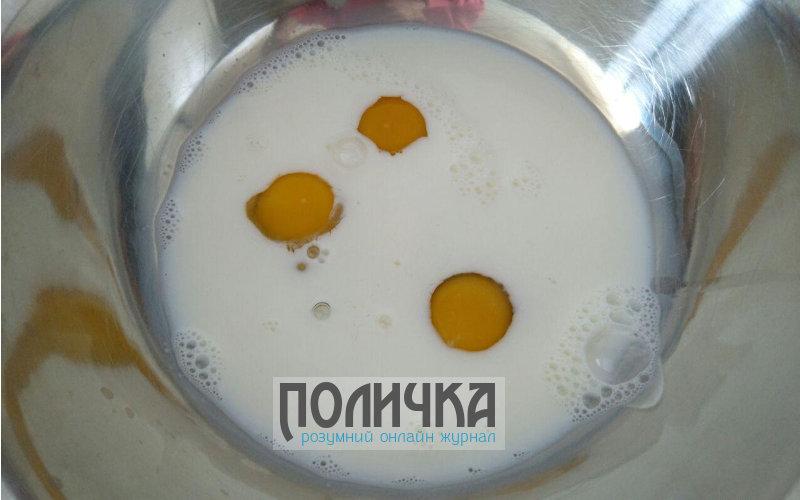 Як приготувати смачний омлет в духовці фото - 10