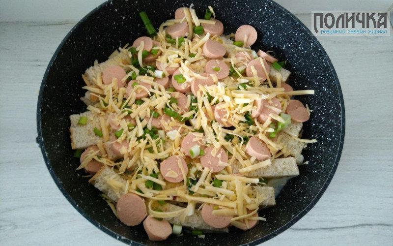Як приготувати смачний омлет в духовці фото - 4