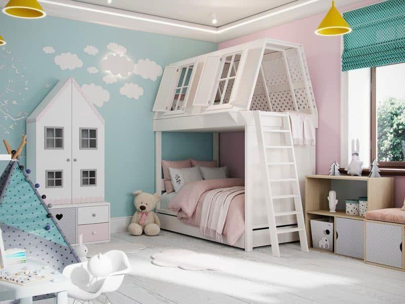 Дитячі кімнати - фотогалерея 4