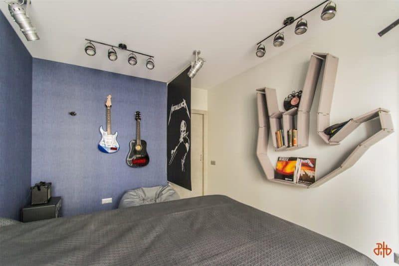 Інтер'єр кімнати для хлопця - фото 2