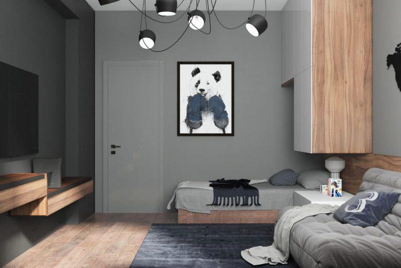 Хлопчачі кімнати - фотогалерея 5 фото 2
