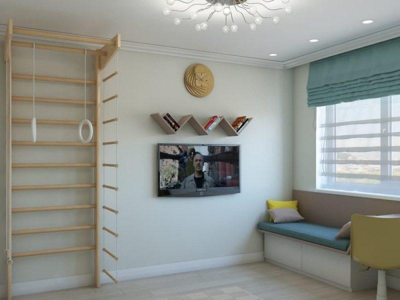Кімнати для хлопців 10 років - фото 2