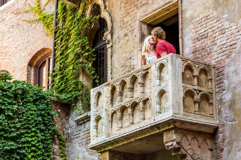 Стежками Ромео і Джульєтти