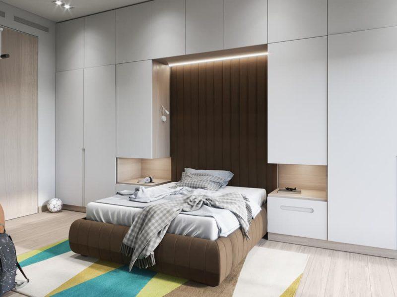 Сучасна кімната для підлітка - фото 1