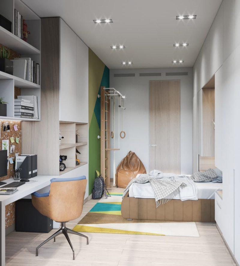 Сучасна кімната для підлітка - фото 2