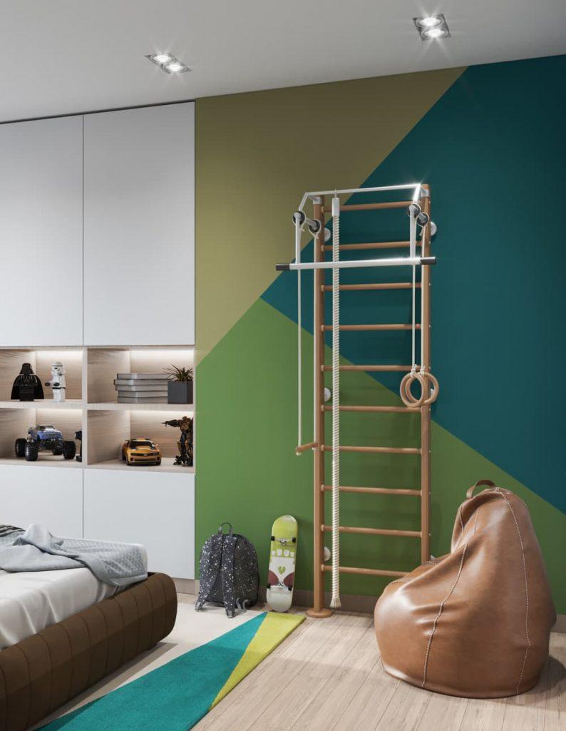 Сучасна кімната для підлітка - фото 3