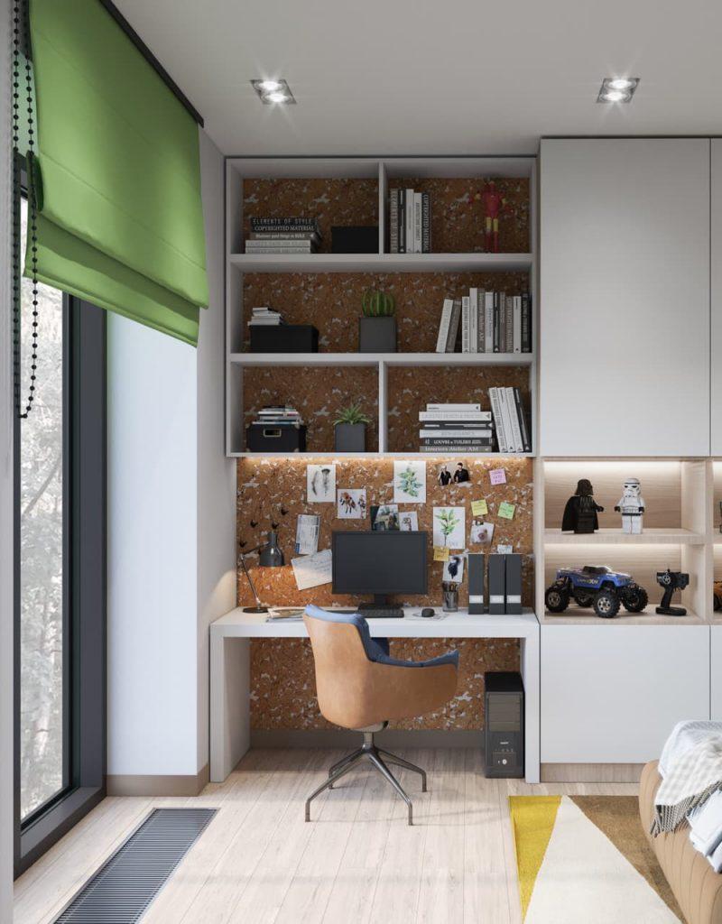 Сучасна кімната для підлітка - фото 5