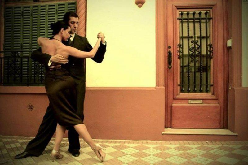 Танго в ритмах amor