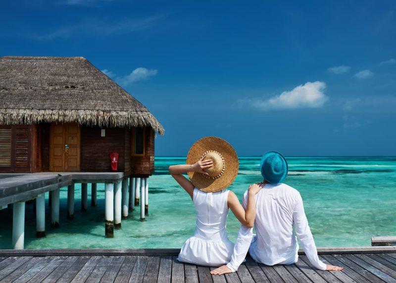 Зоряна купіль Мальдівського неба