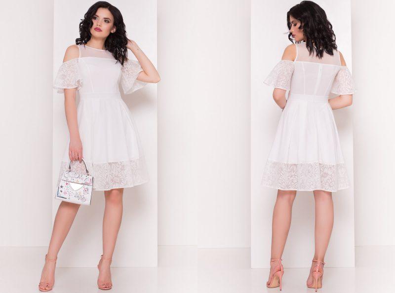 Гарні жіночі плаття - фото 10