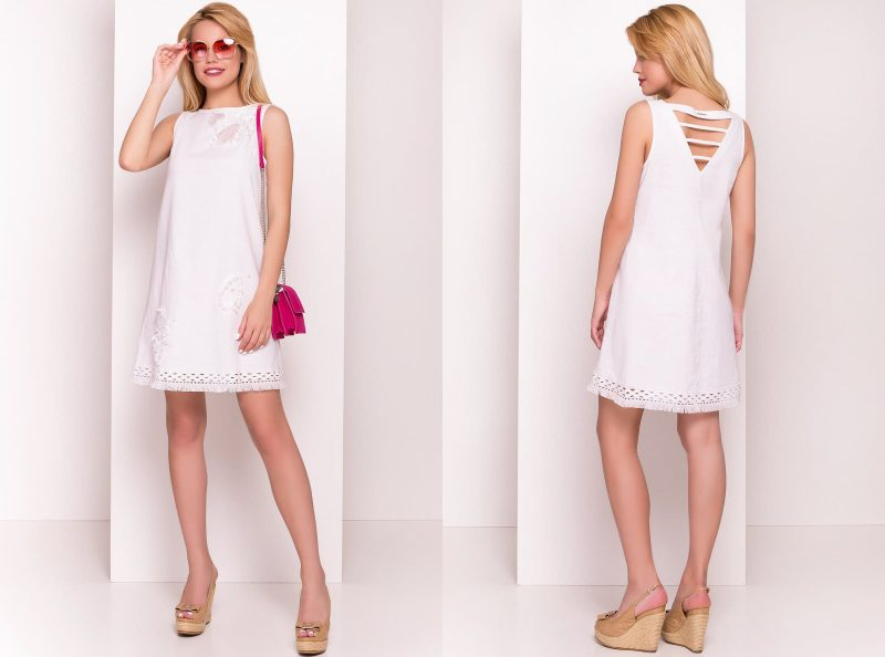 Гарні жіночі плаття - фото 5