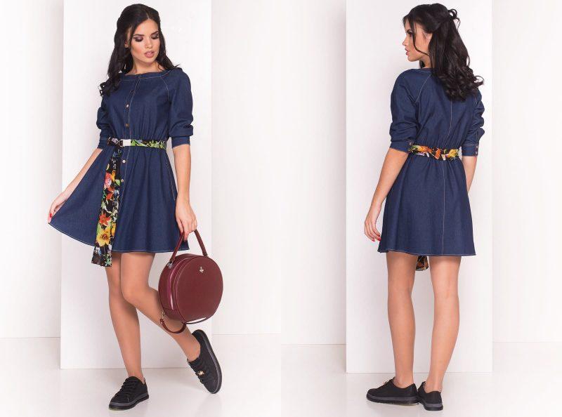 Гарні жіночі плаття - фото 7