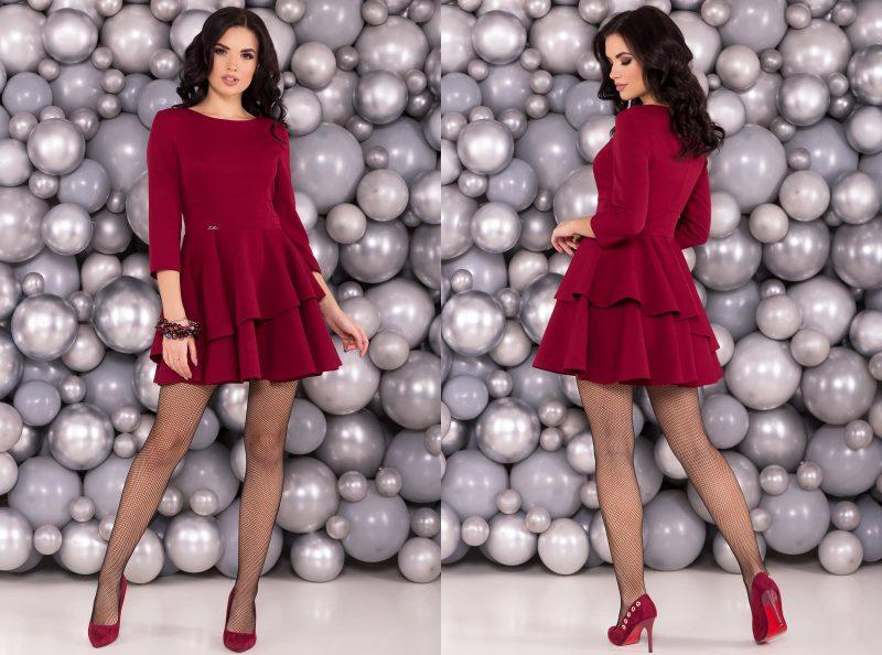 Нарядні жіночі плаття - фото 2