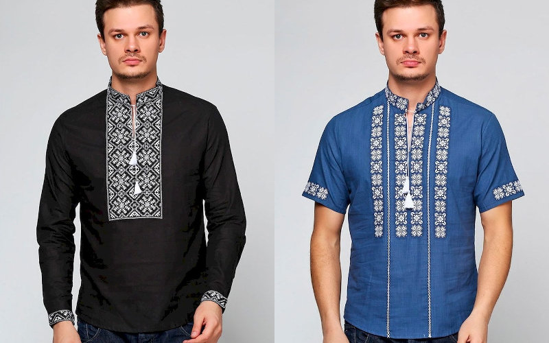 Одяг українських дизайнерів фото -4