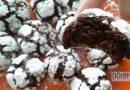 Шоколадне печиво з тріщинами рецепт фото - 20
