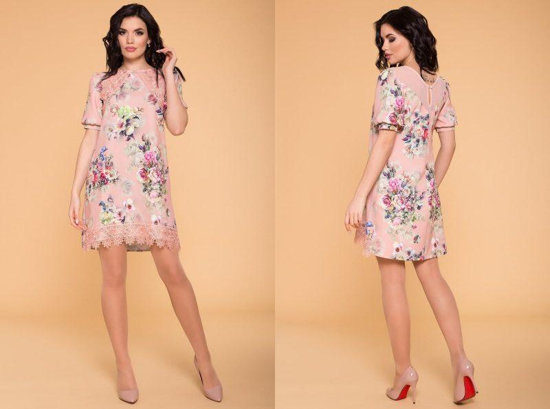 Весняні жіночі плаття - фото 3